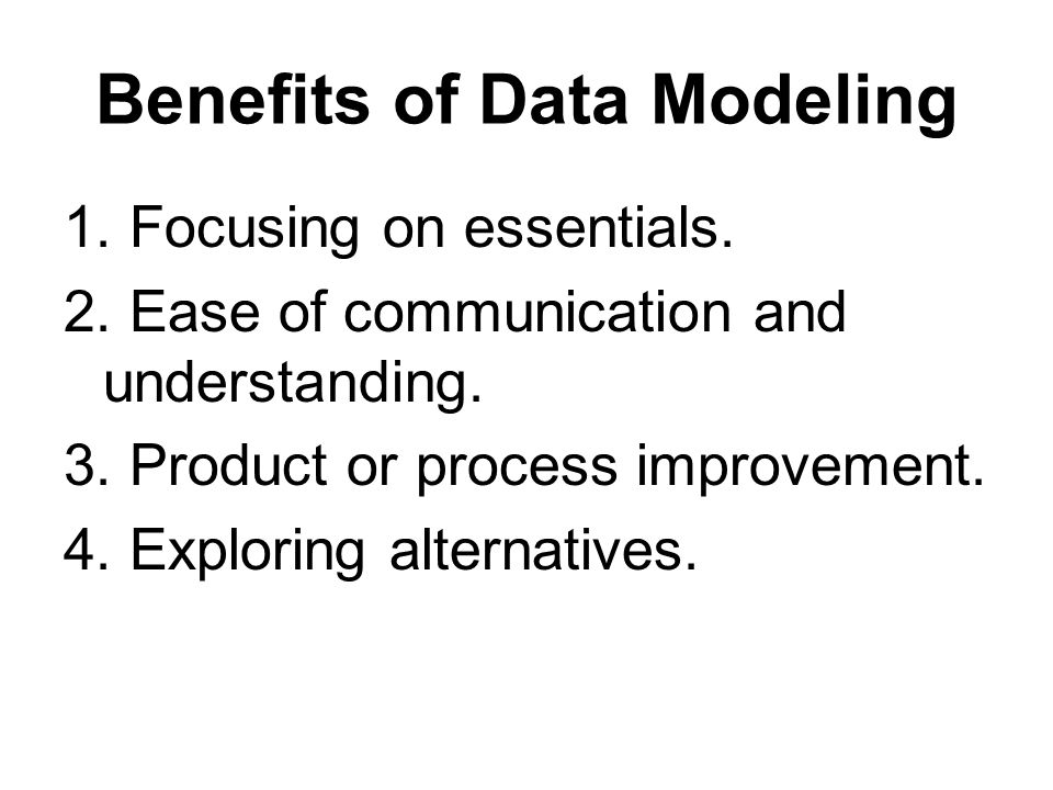 benefits of a database and information After yesterday posted about the tangible benefits of management information  good management information system  and comprehensive database.