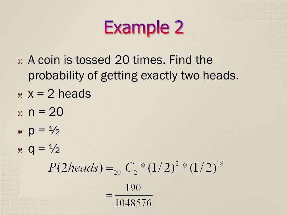 Coin tossed 4 times probability of 2 heads - Bitcoin reddit tv