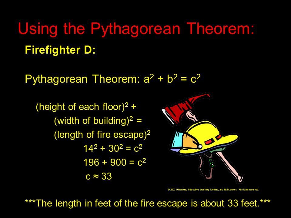 How Do Firefighters Use Math In Fighting Fires By Dianne