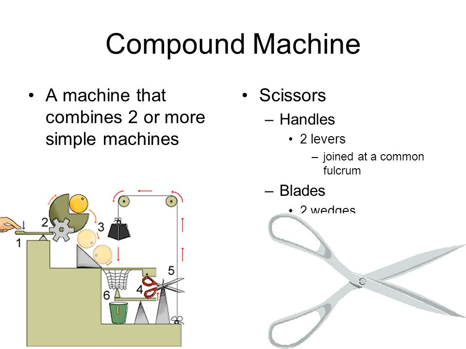 simple machines chapter 4 section 3 ppt download. Black Bedroom Furniture Sets. Home Design Ideas