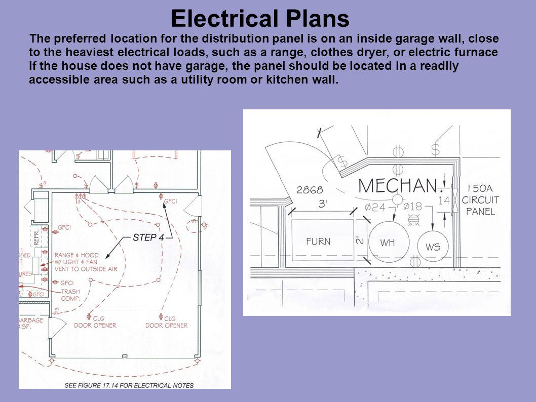 electrical plans ppt video online download. Black Bedroom Furniture Sets. Home Design Ideas