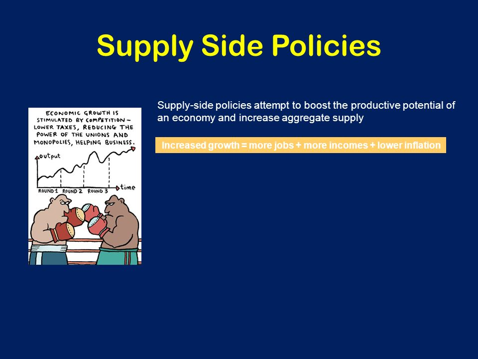5.1 Government Economic Policy - ppt video online download
