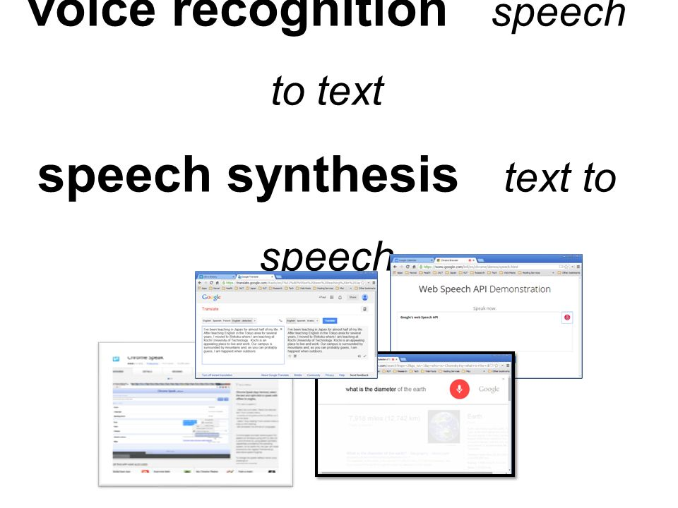 Speech synthesis online Custom paper Sample - July 2019