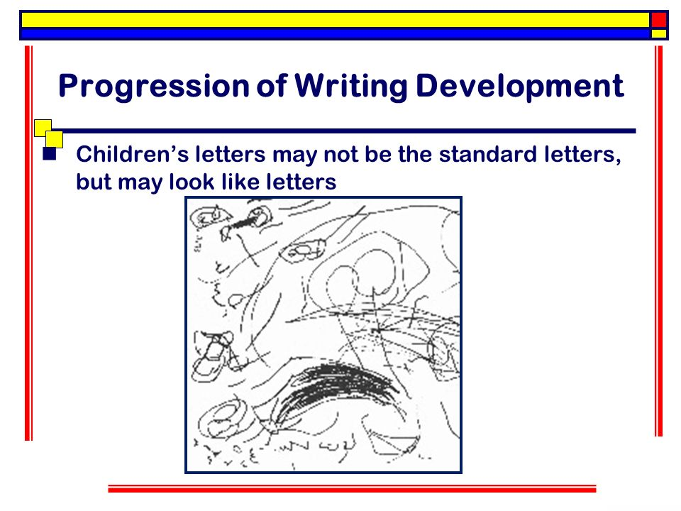 child development writing Help your child build a rich vocabulary, and in turn, strong reading and writing skills discusses how word knowledge leads to reading comprehension.