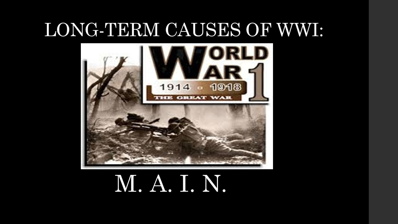 global effects of world war i Consequences, for the largest number of people, across the broadest areas of the  earth knowledge of world war ii and other global turning points in history.