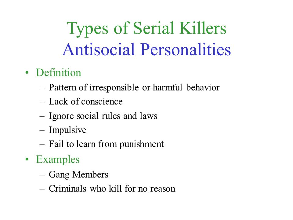 behaviorism and serial killer Like many serial killers before him like albert desalvo, theodore bundy, and  david berkowitz, psychologists, criminologists, and scientists searched to answer .