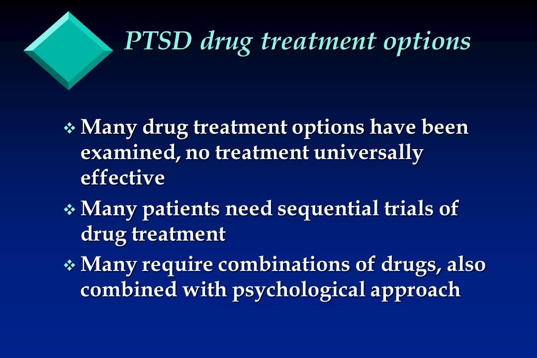 use of drugs to treat psychological
