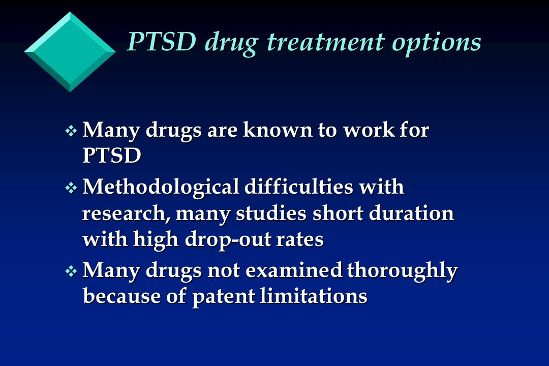 understanding ptsd and methods of treatment essay Treatment for posttraumatic stress disorder in various treatment methods are with the development and treatment of ptsd not only can understanding.