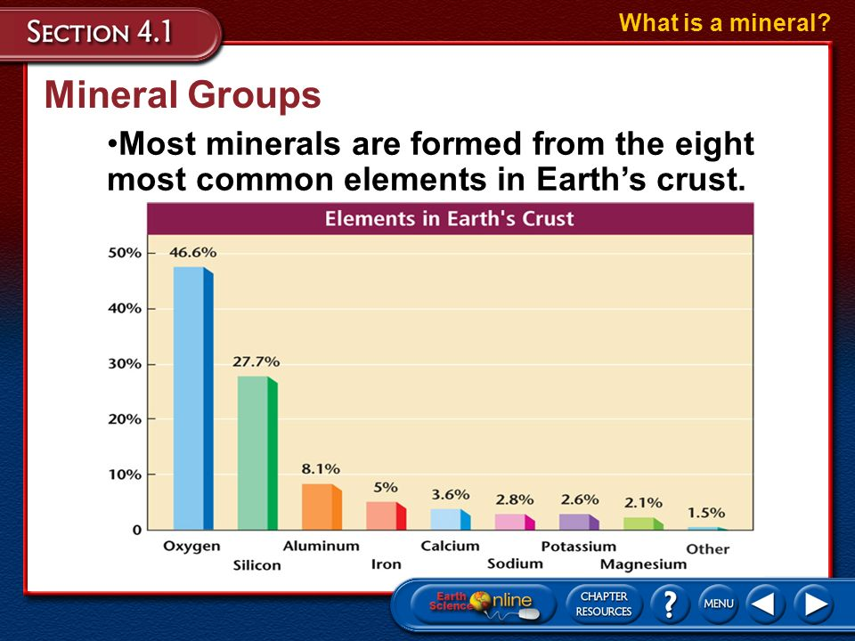 Primary Minerals In Limestone And Marble Calcite Mineral