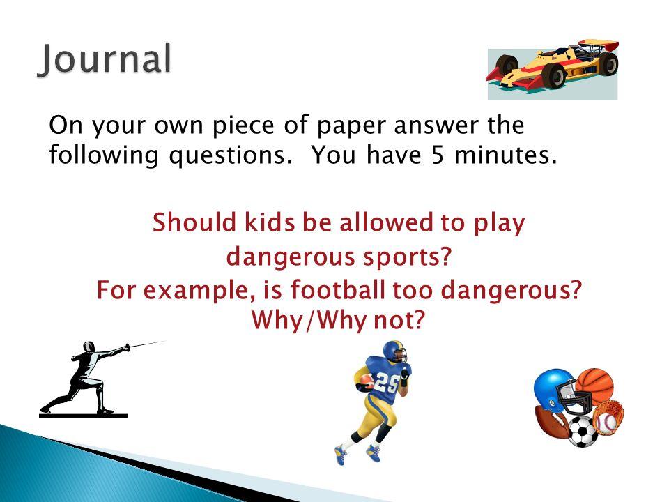 Why i like football essay
