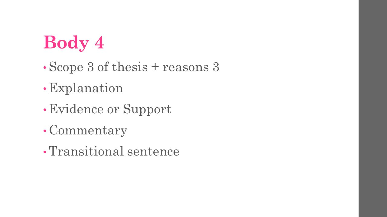 reasons to support thesis essay Essay on reasons why to sir with love movie essay manatee research paper thesis support group apa term papers writing a rough draft for an essay title.