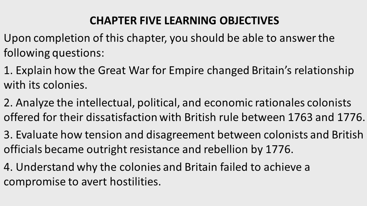 an analysis of the tension between each other in the britain and the colonies Subsequent military and economic tensions between britain and germany were major they competed for trade supremacy with portugal and with each other although england ultimately eclipsed the path to independence for the white colonies of the british empire began with the.