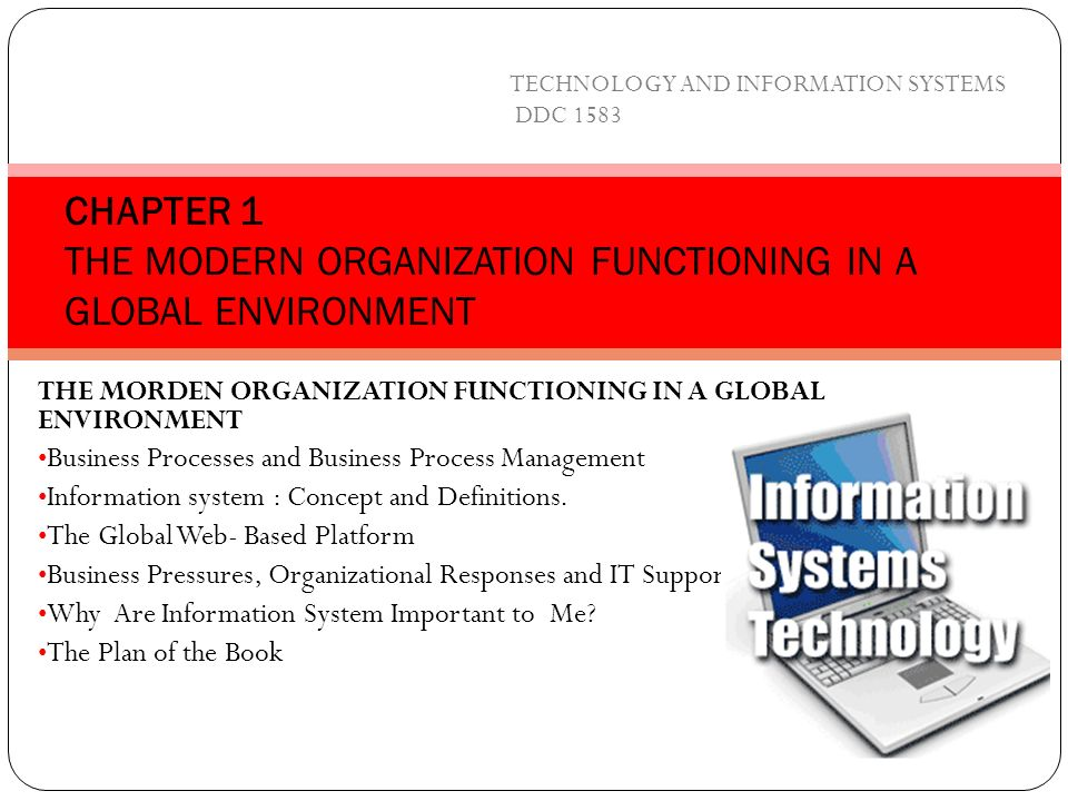 modern accounting systems in modern organizations Usefulness of accounting information  equipping new information systems therefore organizations tend to  the interplay between modern it and accounting.
