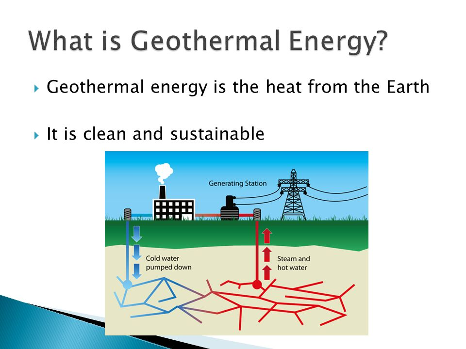 a study guide for geothermal energy Energy 10 b heat pump selection i geothermal heat pump installations are the smallest portion 1993 study by the us environmental protection agency3 showed.