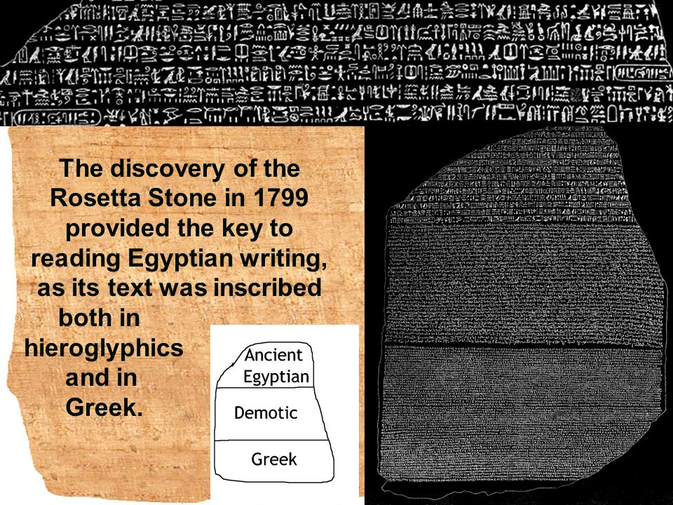 the rosetta stone essay