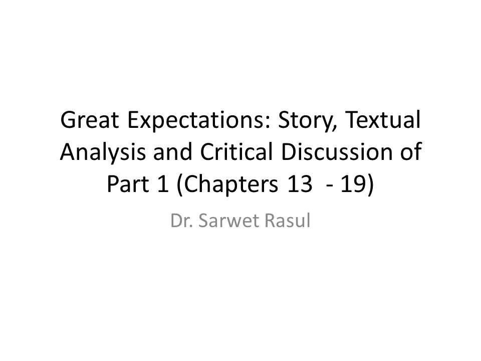 great expectations opening chapter essay Great expectations 2 endings essaysgreat expectations by charles dickens was the novel great expectations was all about continue reading this essay continue.