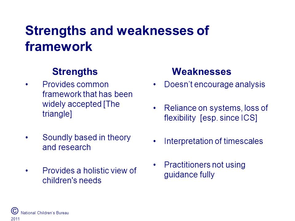 system theory strength and weaknesses Family systems theory by jason s wrench  family systems theory by jason s wrench  3 approaches to family system theory research 21.