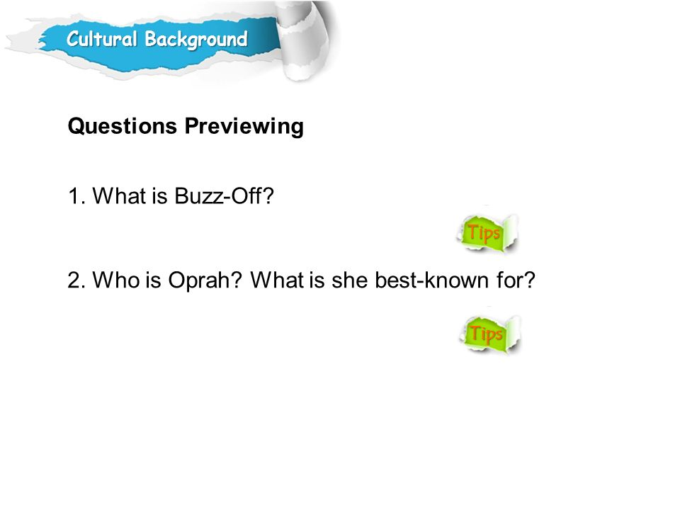 2. Who is Oprah What is she best-known for