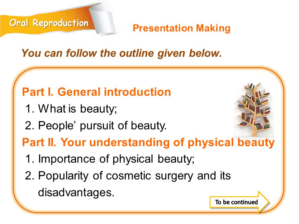 Part I. General introduction 1. What is beauty;