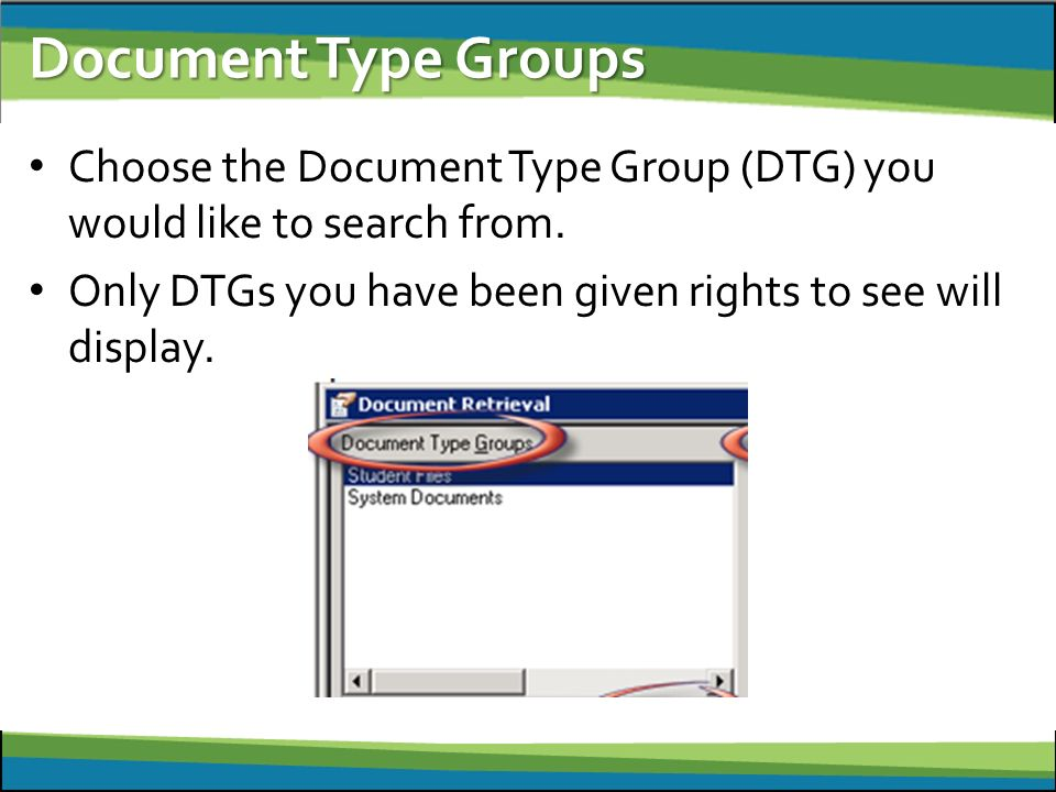 how to search for a document