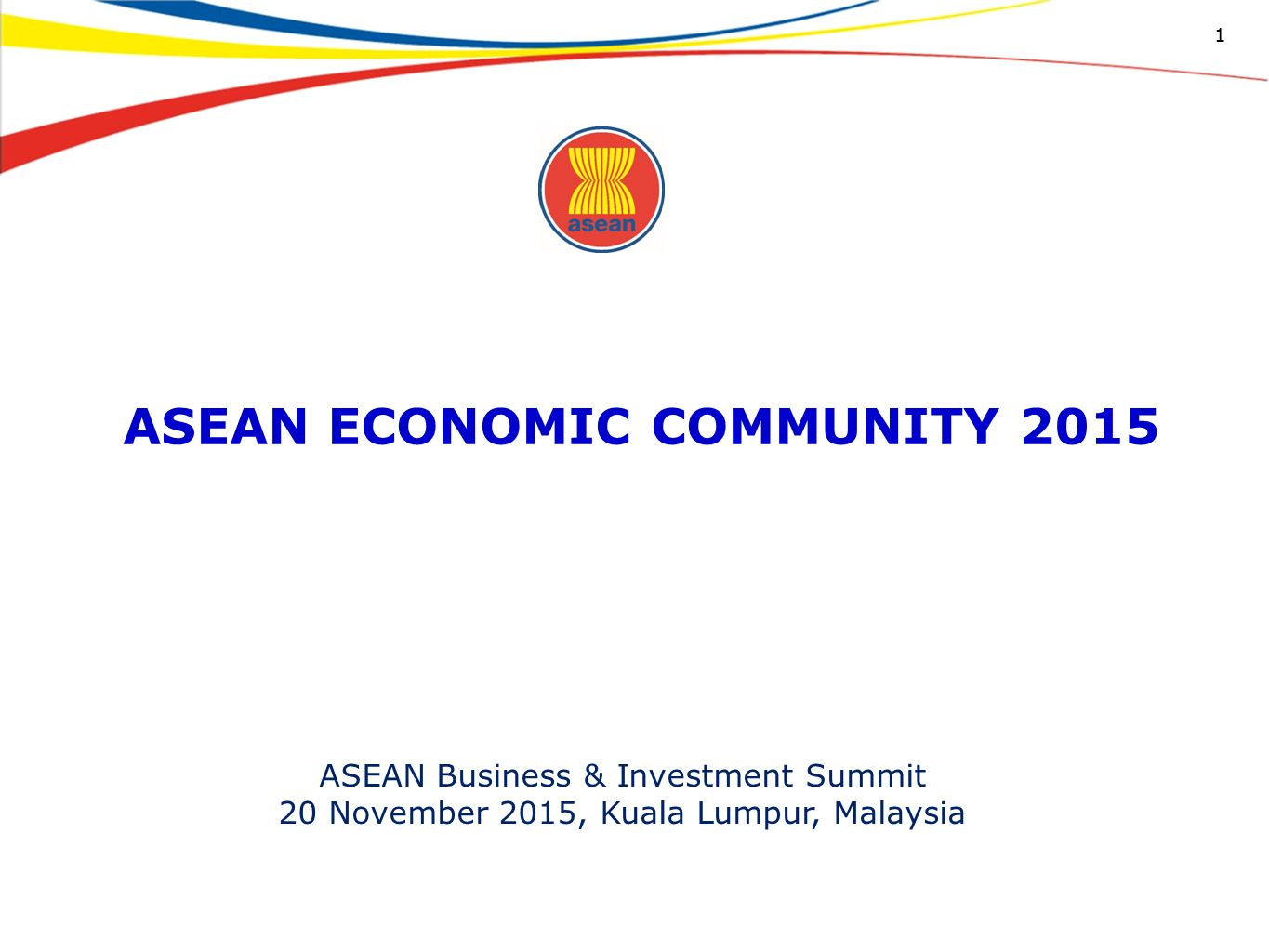 Ppt challenges of education towards the realization of asean.