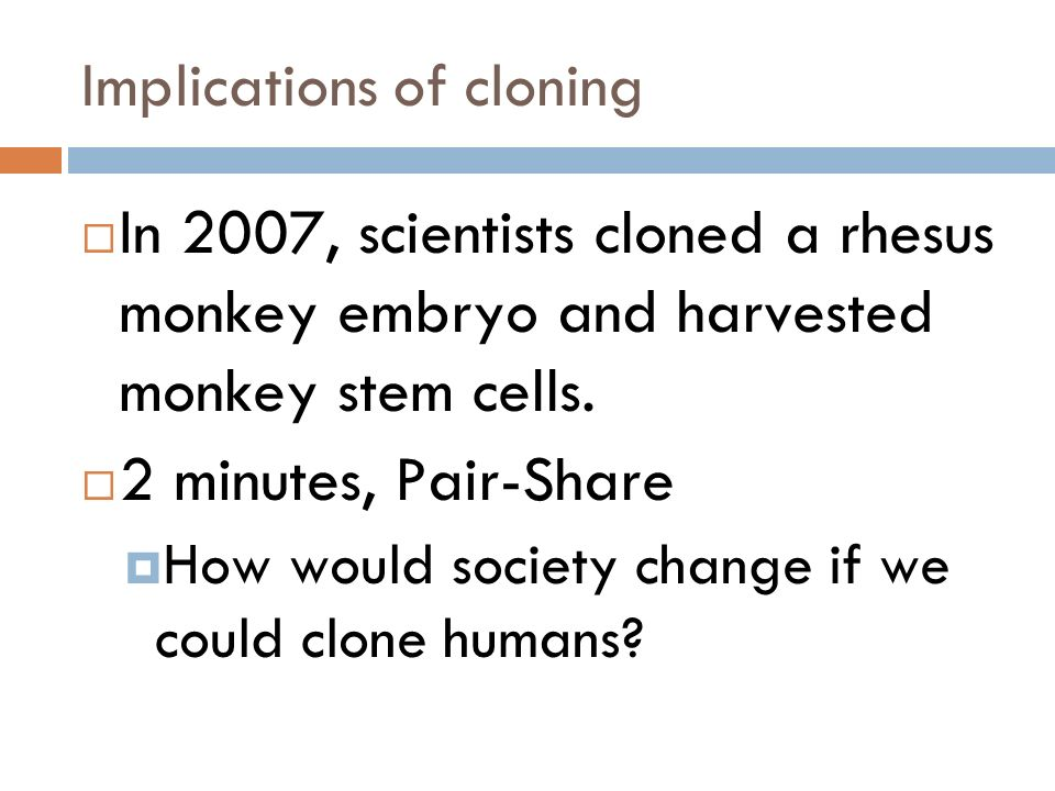 the ethical implications of cloning 1 document eb101/10 2 document eb101/infdoc/3 101st session eb101r25 agenda item 9 27 january 1998 ethical, scientific and social implications of cloning in human health the executive board.