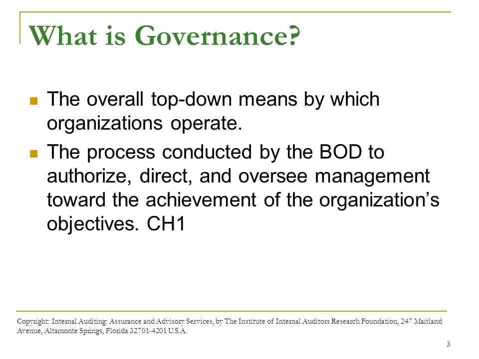 Chapter 3 governance ppt video online download 3 what fandeluxe Gallery