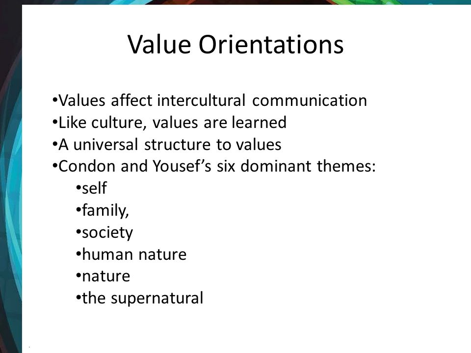 filipino values that affects communication Migration and filipino children left-behind: a literature  and values between  loneliness can also be attributed to the increase of family communication.