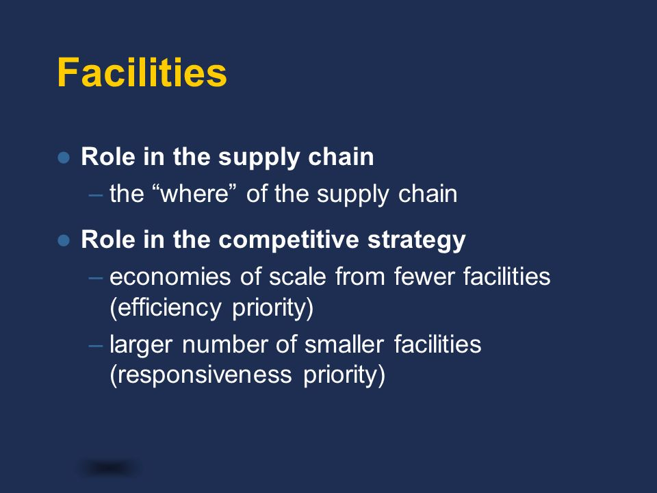 role of it in supply chain A supply chain is a system of organizations, people, activities, information, and resources involved in moving a product or service from supplier to customer.
