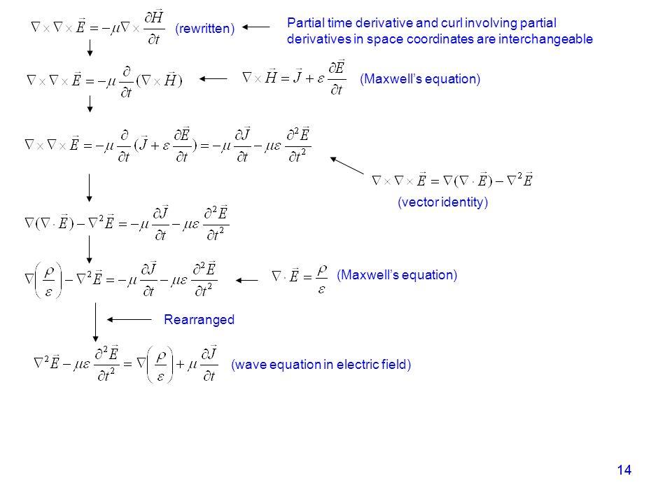 Calculus III  Equations of Lines