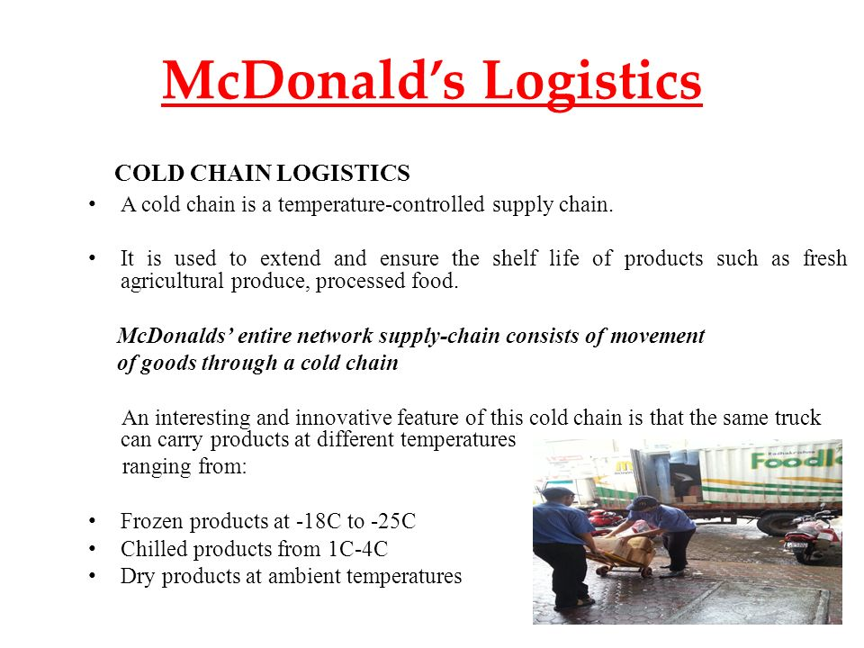 """mcdonald s management chain of command Iii abstract although much discussed in theory, supply chain management ( scm) is often problematic to analysera mcdonalds sveriges supply chain från leverantörer till franchisetagare baserat på """"mcdonald's is the captain of the channel, but it is not a military command"""" (md havi, author's."""