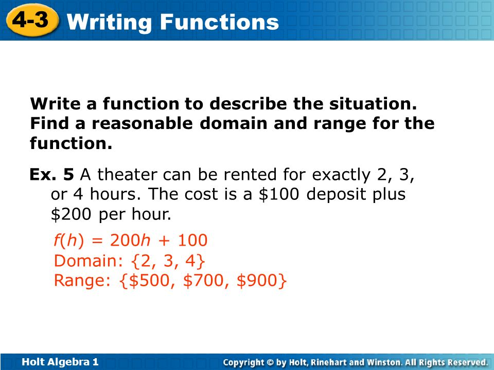 43 writing functions ppt video online download