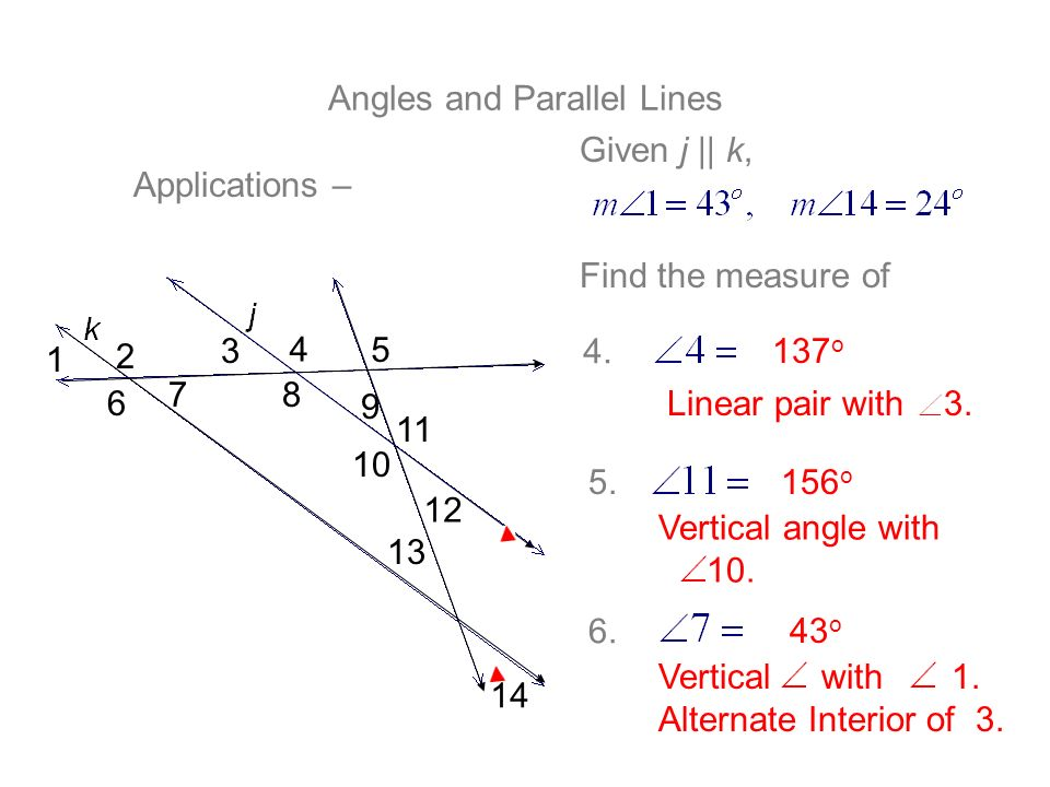 Line Art With Lines And Angles : Angles and parallel lines ppt video online download