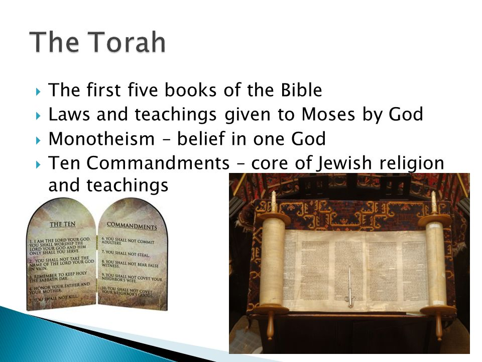 What 5 books of the bible did moses write any books