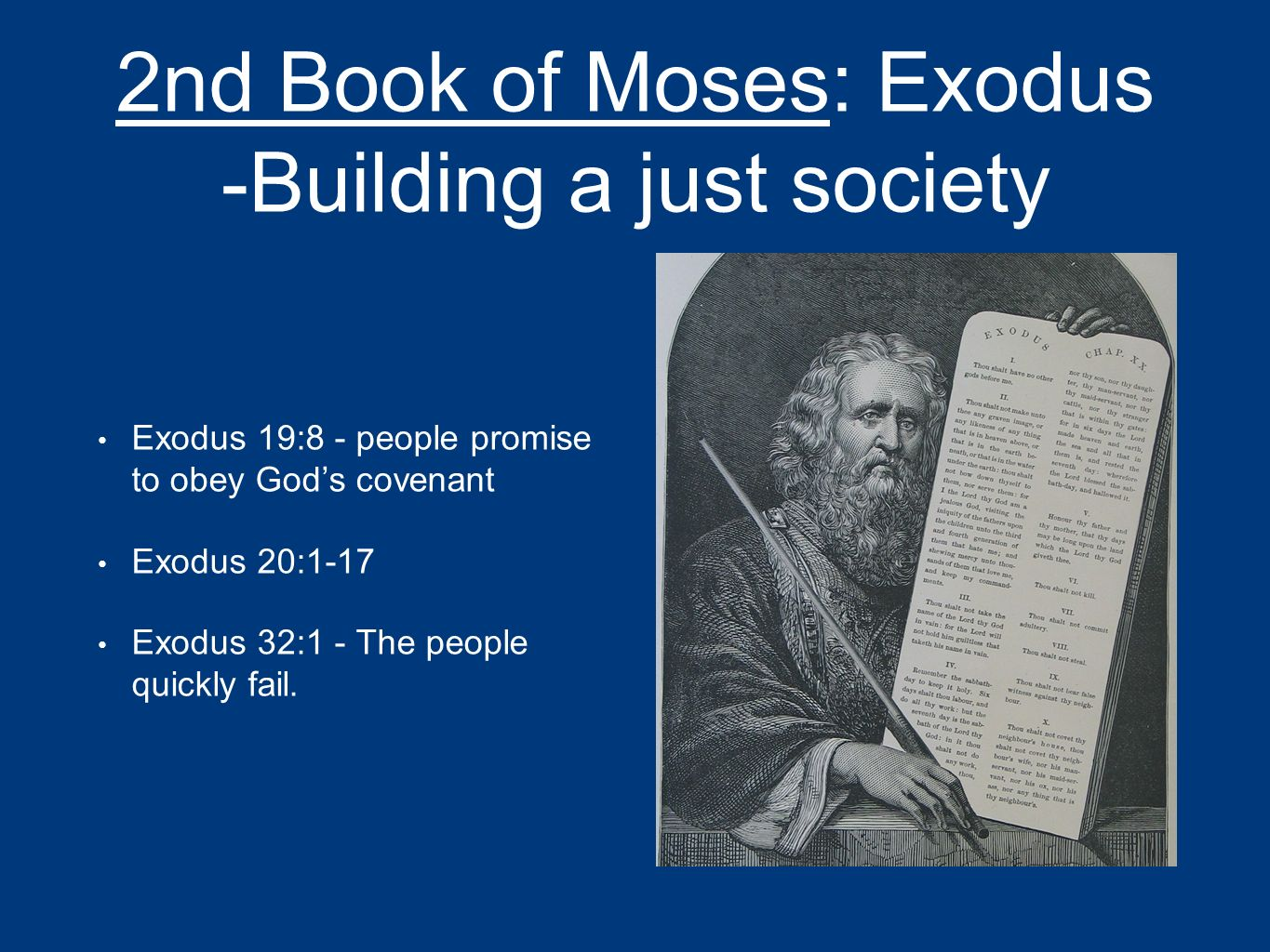 moses in the book of exodus essay Bella alvarez miss akers honors english 9 19 october 2017 moses some would refer to him as a hero and others a rebel though in my eyes i view him.