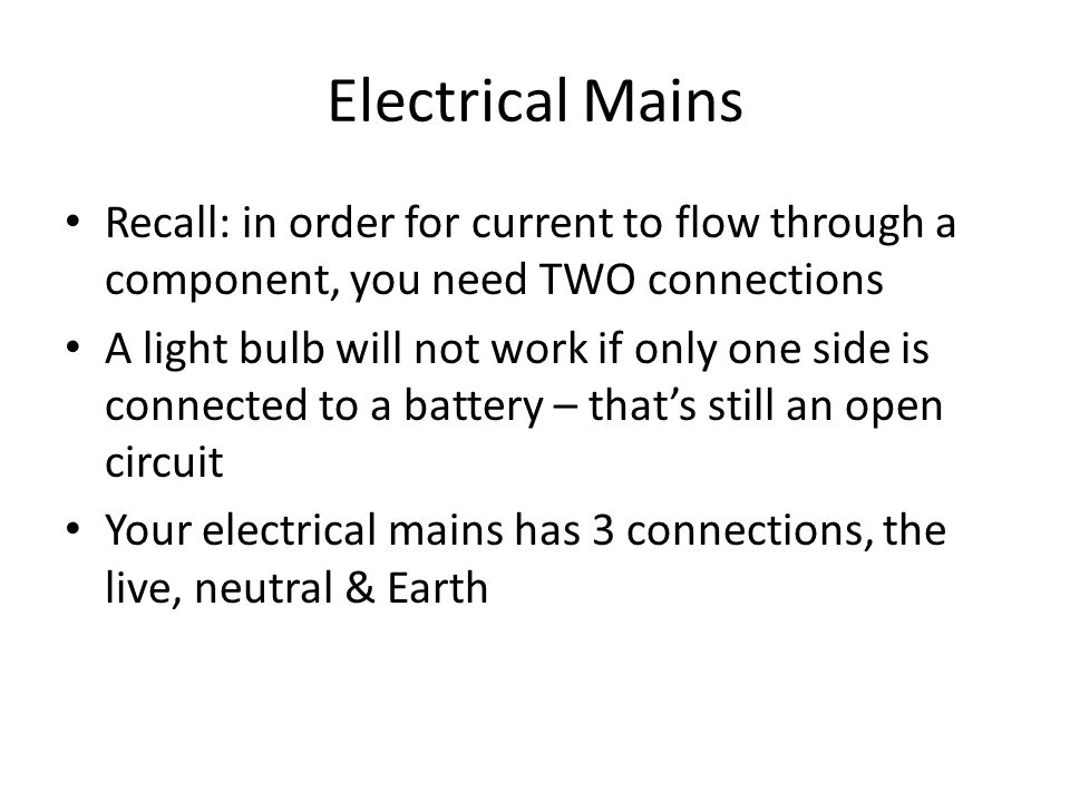 Electricity. - ppt download