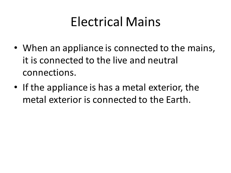 Awesome What Is Neutral In Electrical Pictures Inspiration ...