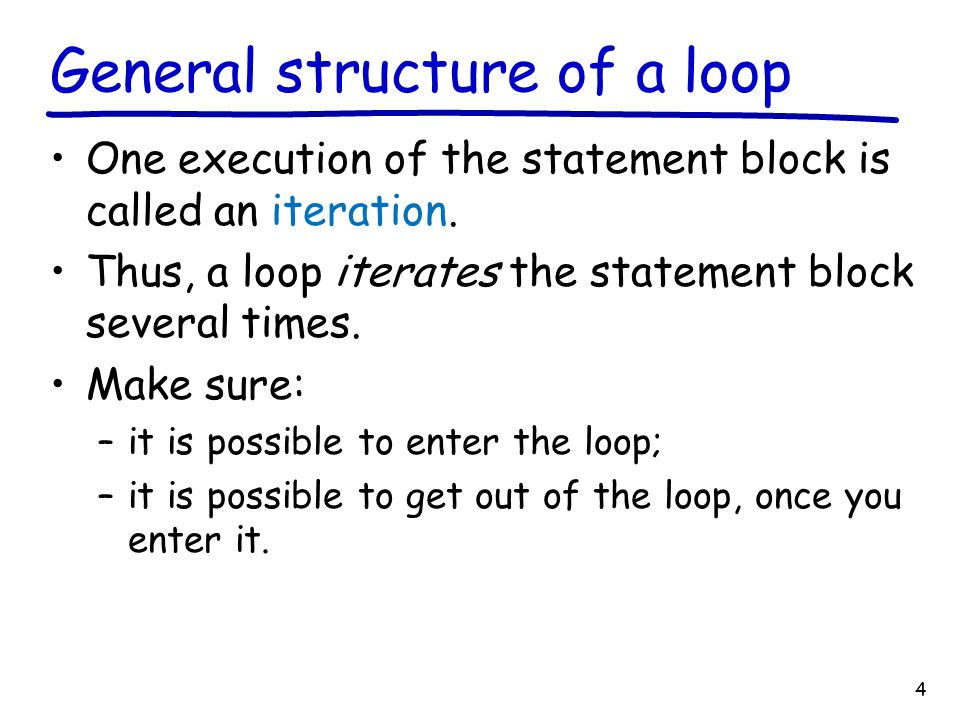 how to use for loop