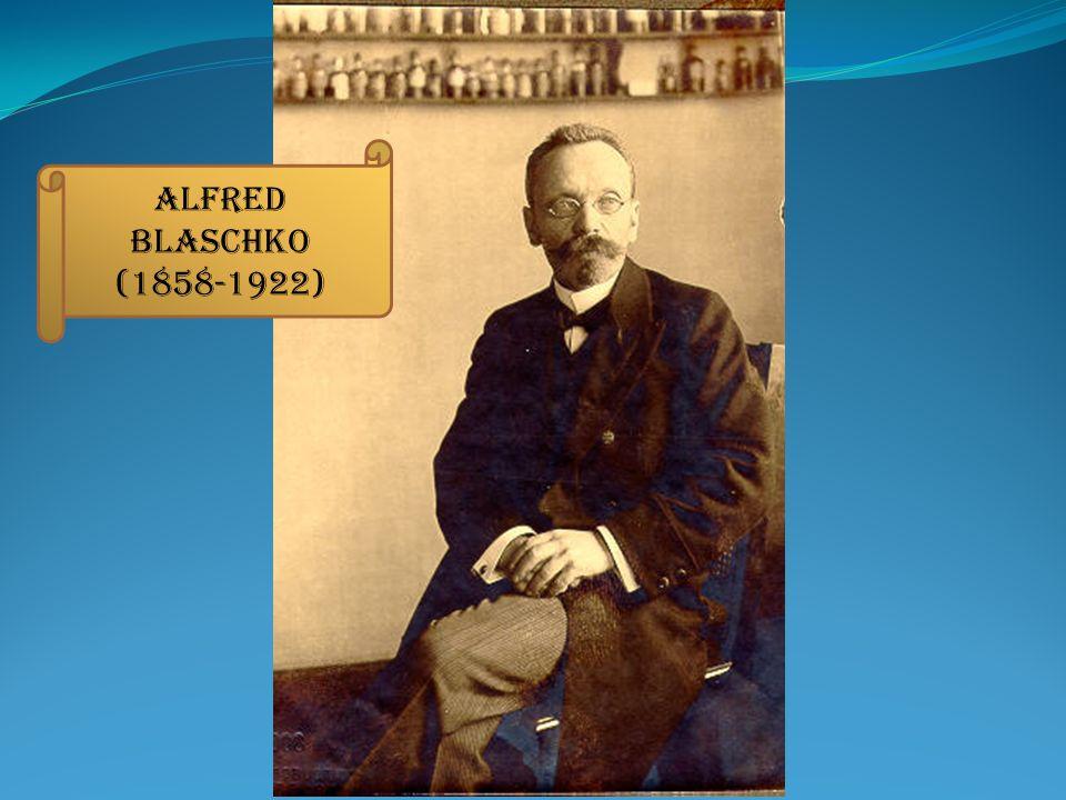 Alfred Blaschko (1858-1922)