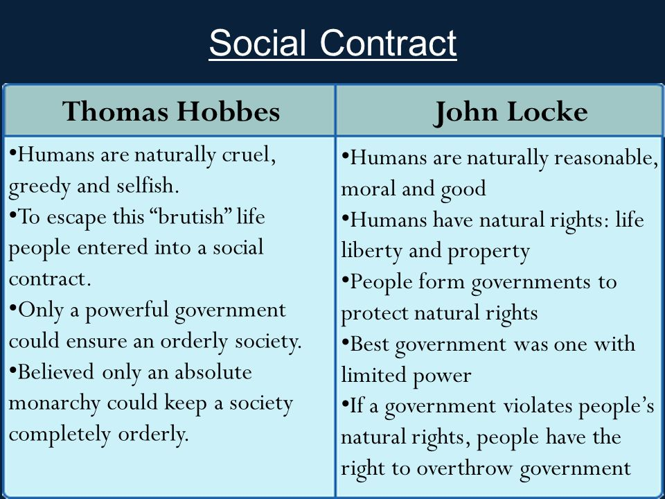 relativism and social contract theory Social contract absolutism and constitutionalism  two major authorities that go side by side regarding the social contract theory are ''thomas hobbes.