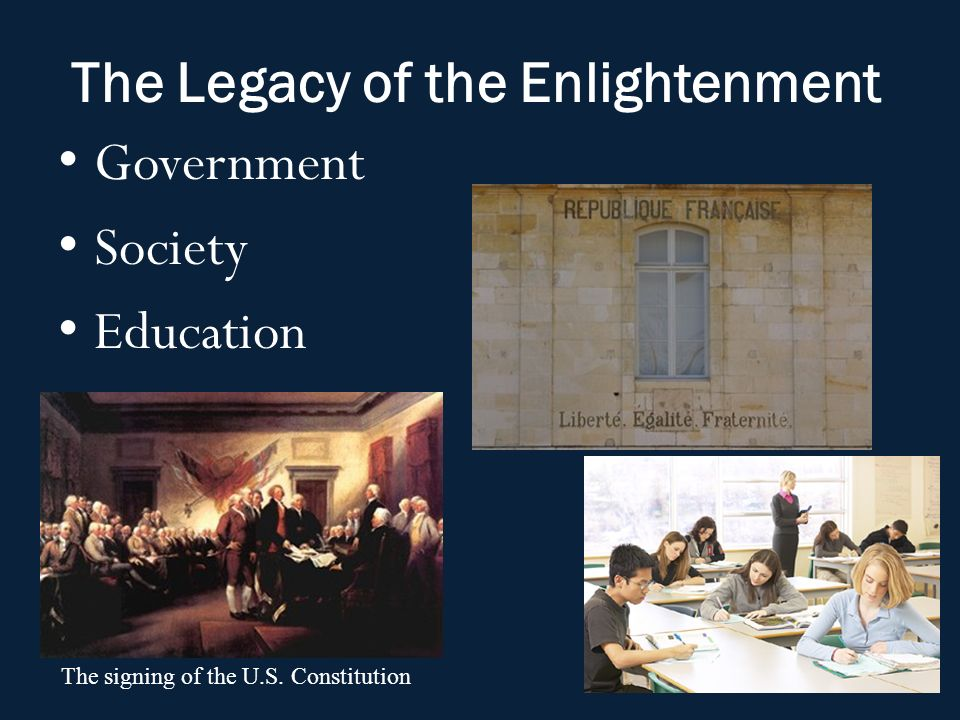 an overview of the ideals of the enlightenment era Course outline anxiety in the age  the nature of nature: enlightenment ideas  about the landscape by bruce coats, professor of art history, scripps college.