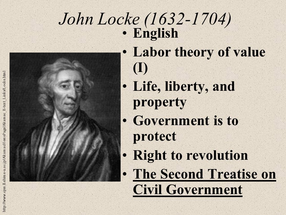 essay on locke and property Where locke and marx seem at first to differ most significantly is on the issue of private property locke saw ownership of property as fundamental to a good government and society and believed that all citizens had a other essays and articles in the main archives related to this topic.