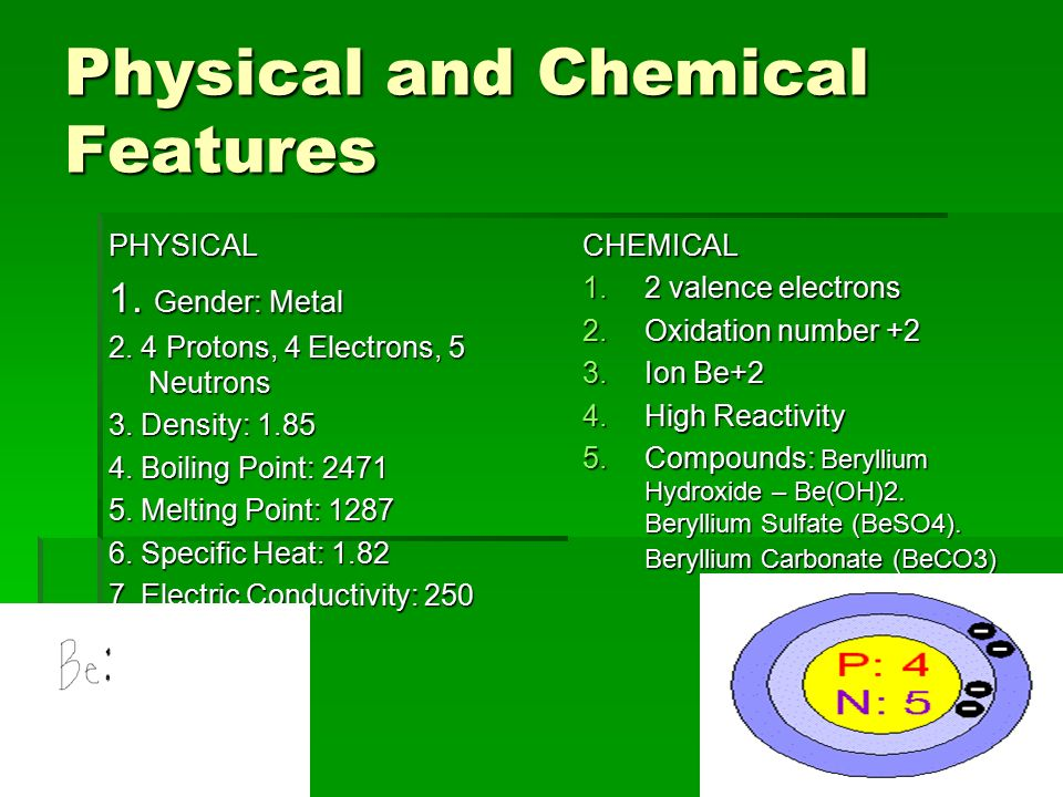 Chemical And Physical Properties Of Calcium Metal