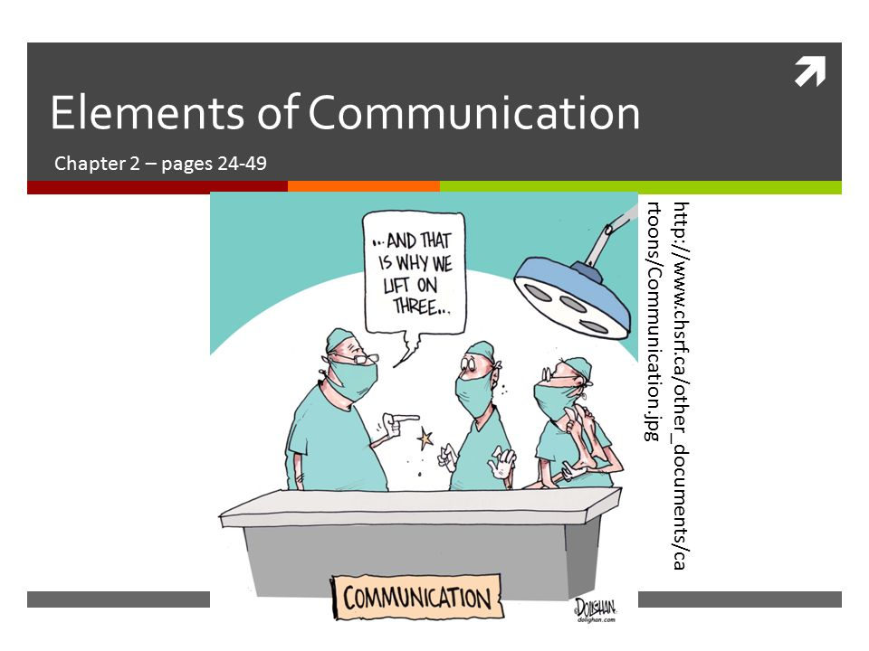 key elements of communication A communications strategy is designed to help you and your organisation communicate effectively and meet core organisational objectives here we look at the key elements of a communications.