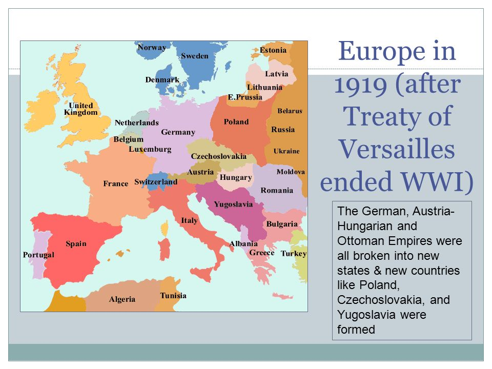 treaty of versailles cause of world war The first cause of world war ii was the intense anger over the versailles treaty germany was very angry over two things and the first of which was the many territorial losses they had to endure as a result of the treaty.