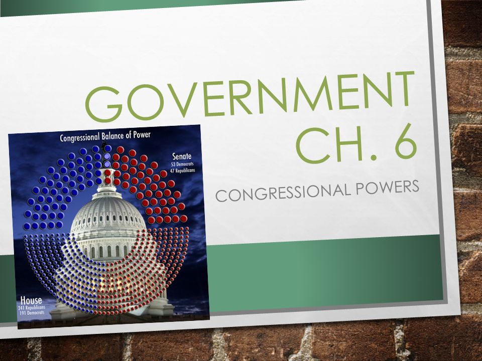 Government Ch 6 Congressional Powers Ppt Video Online Download. 1 Government Ch 6 Congressional Powers. Worksheet. How A Bill Bees A Law In Congress Worksheet At Mspartners.co