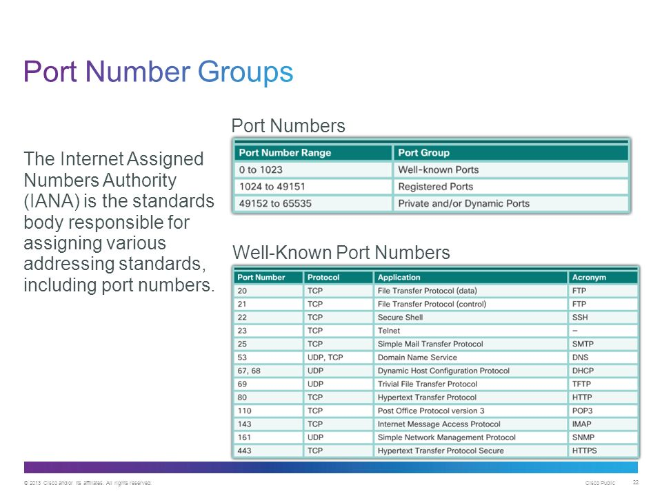 Chapter 9 transport layer ppt video online download - Private internet access port ...