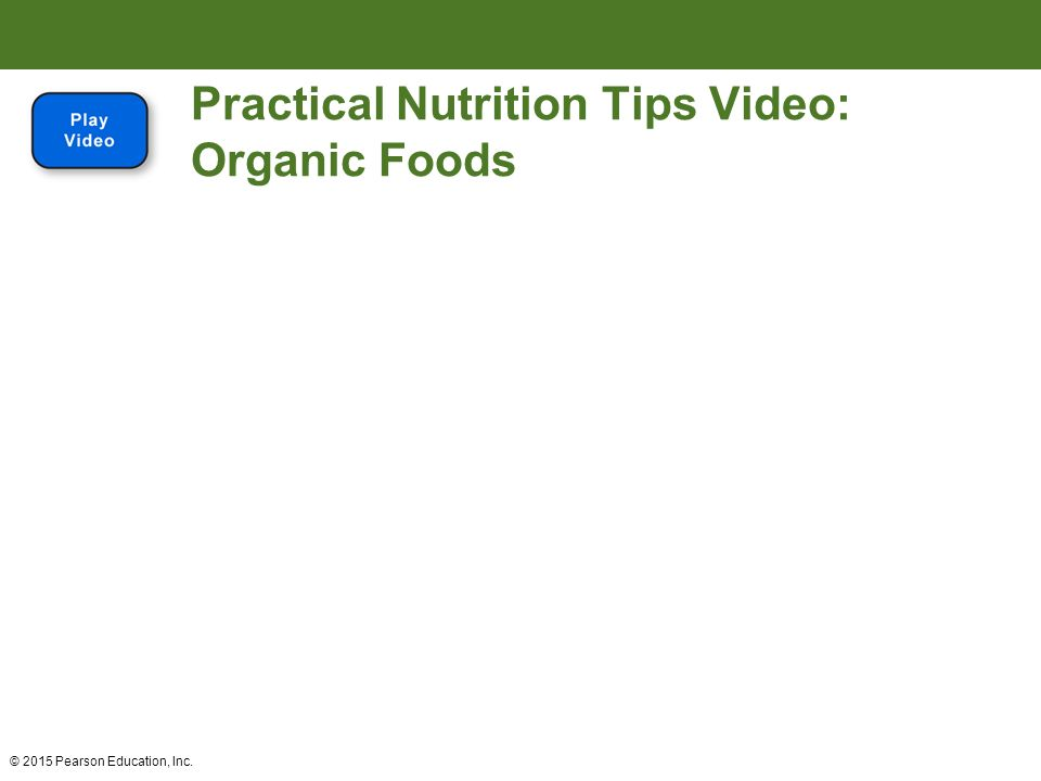 Consumerism from farm to table ppt video online download - Organic gardening practical tips ...