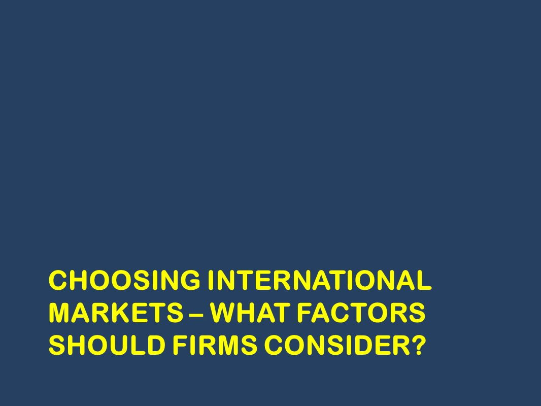 why is direct investment considered risky Direct foreign investment lecture outline motives for direct foreign investment (dfi) what factors would be considered when deciding whether a subsidiary should reinvest earnings or increase its risk.