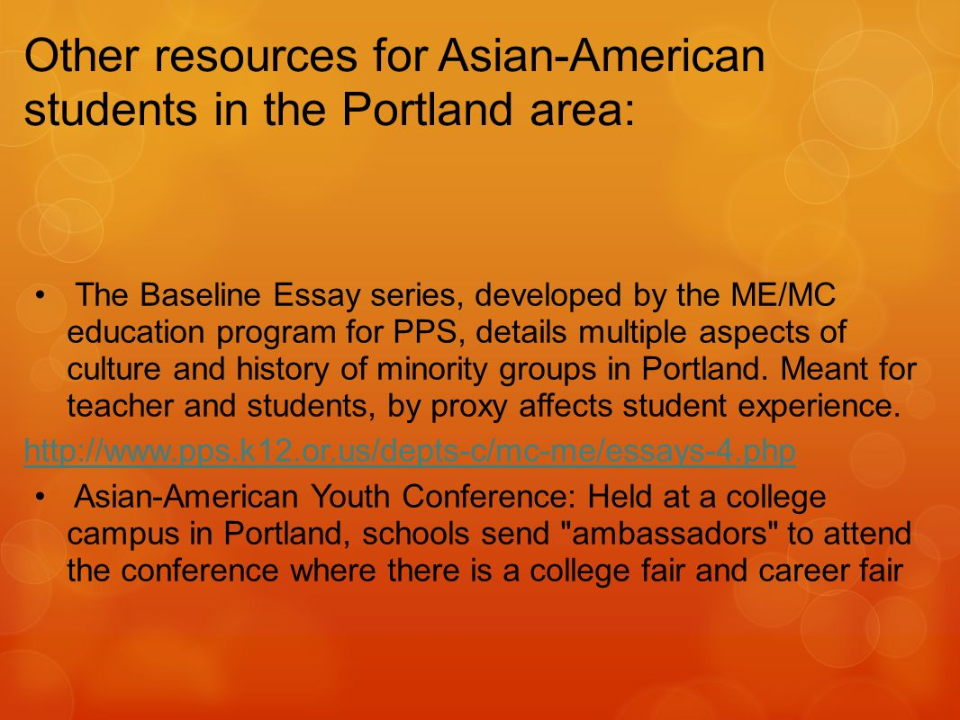 asian americans in oregon ppt video online  other resources for asian american students in the portland area